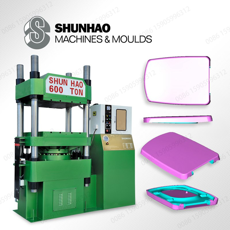UF toilet seat cover moulds and machine