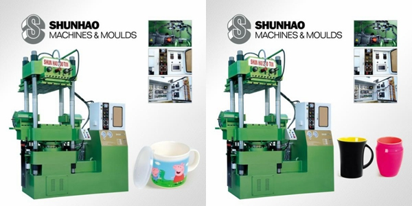 melamine split molding machine