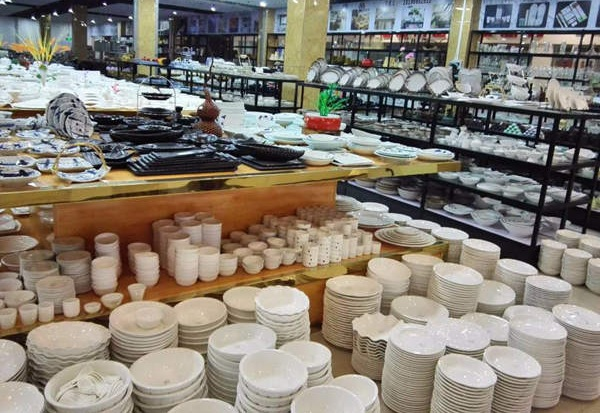 melamine tableware equipment