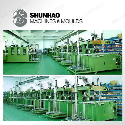 Automatic Edge Grinding Machine for Melamine Tableware