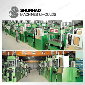 Automatic Hydraulic Crockery Moulding Machine