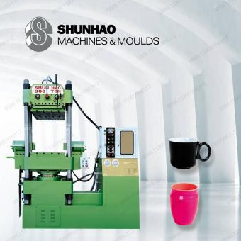 Melamine Dinnerware Moulding Machine