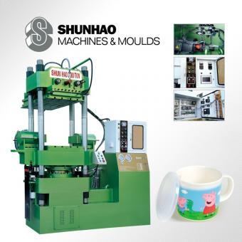 Melamine Crockery Plant Machine