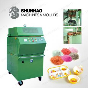 Melamine heating Machine
