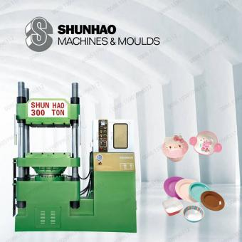 Automatic Crockery Moulding Machine