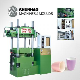 Double Color Moulding Machine