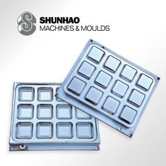 China Melamine Mold Plant